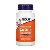 Double Strength Lutein 20 mg 90 VCaps di Now Foods