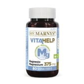Vitahelp Magnésium 375 mg 60 VCaps de Marnys