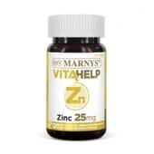 Vitahelp Zinc 25 mg 120 Perlas de Marnys
