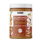 Almond Butter Smooth 100% Natural 1 Kg de Weider