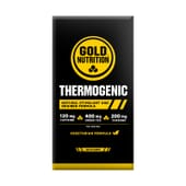 Thermogenic 60 VCaps de Gold Nutrition