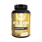 Beta Alanine Complex 120 VCaps de Gold Nutrition
