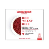 Red Yeast Rice 60 VCaps de Gold Nutrition