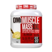 Muscle Mass XXL 3.3 Kg da DMI Innovative Nutrition