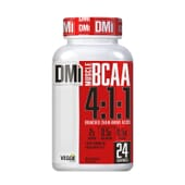Muscle BCAA 4:1:1 120 VCaps de DMI Innovative Nutrition
