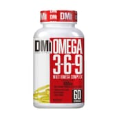 Omega 3-6-9 60 Pérolas da DMI Innovative Nutrition
