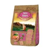Gato Adulto Pollo Con Manzana Y Calabaza 2 Kg de Farm Nature