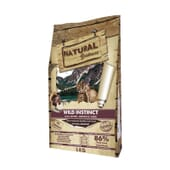 Gato Kitten Receta Wild Instinct 6 Kg de Natural Greatness