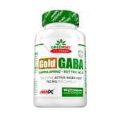 Gold Gaba 90 VCaps de Amix Nutrition