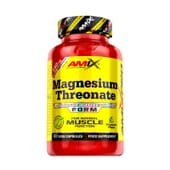 Magnesium Threonate 60 VCaps da Amix Nutrition