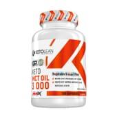 Ketolean Keto MCT Oil 3000 mg 100 VCaps de Amix Nutrition