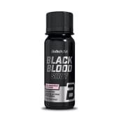 Black Blood Shot 60 ml 20 Uds de Biotech USA
