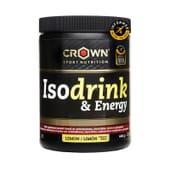 Isodrink Energy 640g da Crown Sport Nutrition