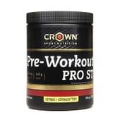 Pre-Workout Pro St 300g de Crown Sport Nutrition