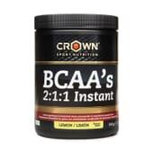 Bcaa´s 2-1-1 Instant 210g da Crown Sport Nutrition