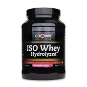 Iso Whey Hydrolyzed 918g de Crown Sport Nutrition