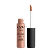 Soft Matte Lip Cream London de NYX
