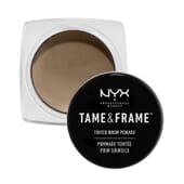 Tame Frame Tinted Brow Pomade Brunett de NYX