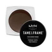 Tame Frame Tinted Brow Pomade Espresso de NYX