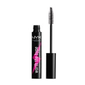 Worth The Hype Volume Lengthenig Mascara Black de NYX