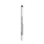 Slide On Waterproof Extreme Shine Eye Liner Pure White de NYX