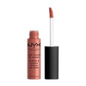 Soft Matte Lip Cream Cannes de NYX