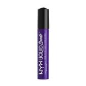 Liquid Suede Cream Lipstick Amethyst de NYX