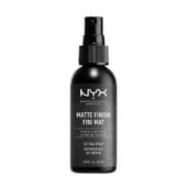 Matte Finish Setting Spray 60 ml de NYX