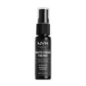 Matte Finish Setting Spray Mini 18 ml de NYX