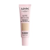 Bare With Me Tinted Skin Veil Vanilla Nude 27 ml de NYX