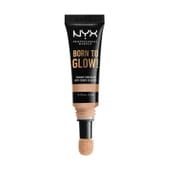 Born To Glow Radiant Concealer Natural de NYX