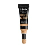 Born To Glow Radiant Concealer True Beige de NYX