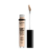 Can't Stop Won't Stop Contour Concealer Light Ivory de NYX