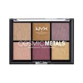 Cosmic Metals Shadow  Palette de NYX