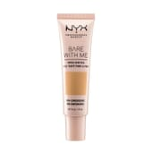 Bare With Me Tinted Skin Veil Beige Camel 27 ml de NYX