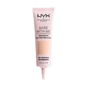 Bare With Me Tinted Skin Veil Pale Light 27 ml de NYX