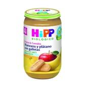 Mela Banana e Biscotto Bio 190g di Hipp