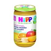 Mix de Fruits aux Céréales Bio 190g de Hipp