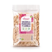 Granola Manzana y Canela Bio Sin gluten 400g de Amazin' Foods