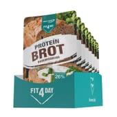 Protein Bread 250g 8 Unds da Fit4day