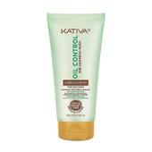 Oil Control Pre-Shampoo Mask 200 ml de Kativa