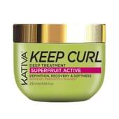 Keep Curl Deep Treatment 250 ml de Kativa
