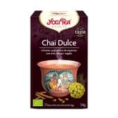 Chai Dulce Bio 17 Infusiones de Yogi Tea