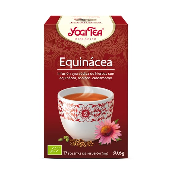 Echinacea Bio 17 Infusiones da Yogi Tea