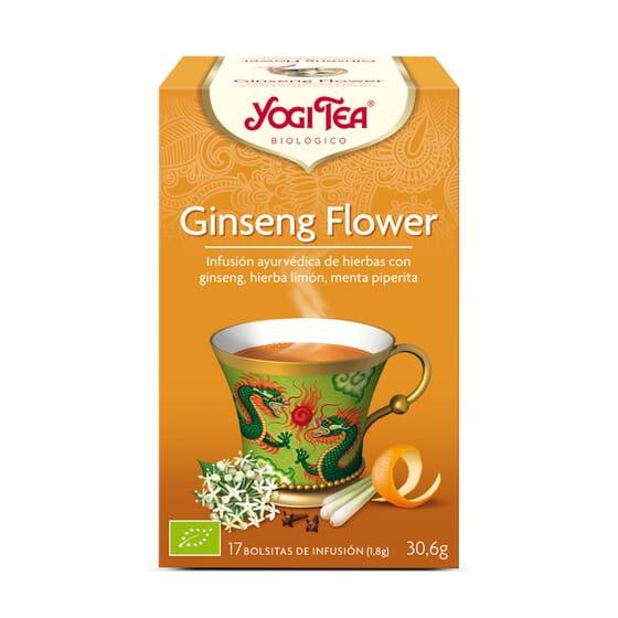 GINSENG BIO 17 Sachets - YOGI TEA