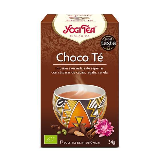 Choco Te Bio 17 Infusiones da Yogi Tea