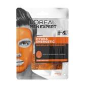 MEN EXPERT hydra energetic mascarilla facial tejido de L'Oreal Paris