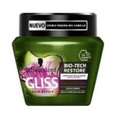 GLISS BIO-TECH RESTORE mascarilla 300 ml de Schwarzkopf