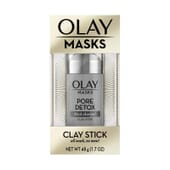 Masks Clay Stick Pore Detox Black Charcoal de Olay