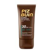 HYDRO INFUSION sun gel cream face SPF30 50 ml de Piz Buin